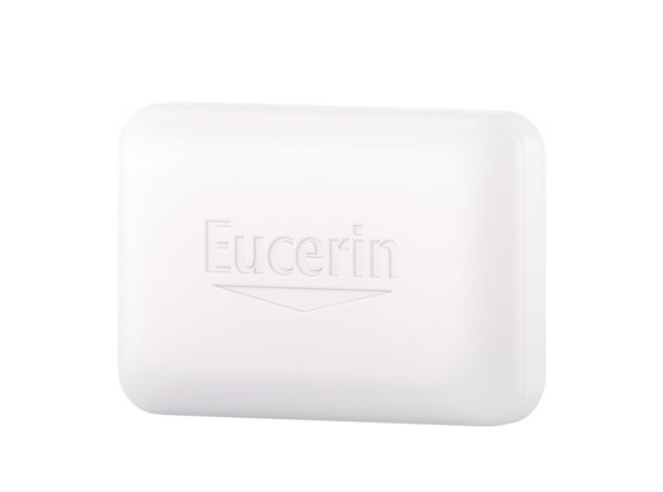 Eucerin pH5 seifenfreies Waschstück 1