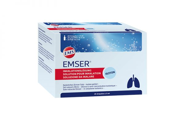 Emser Inhalationslösung 1