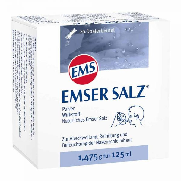 Emser Salz (1,475g) 1