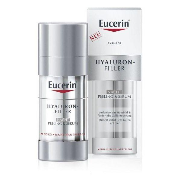 Eucerin Hyaluron-Filler Peeling&Serum 1