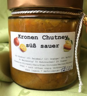 Kronen Chutney