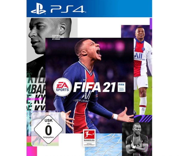 Fifa 21 - PlayStation 4 1