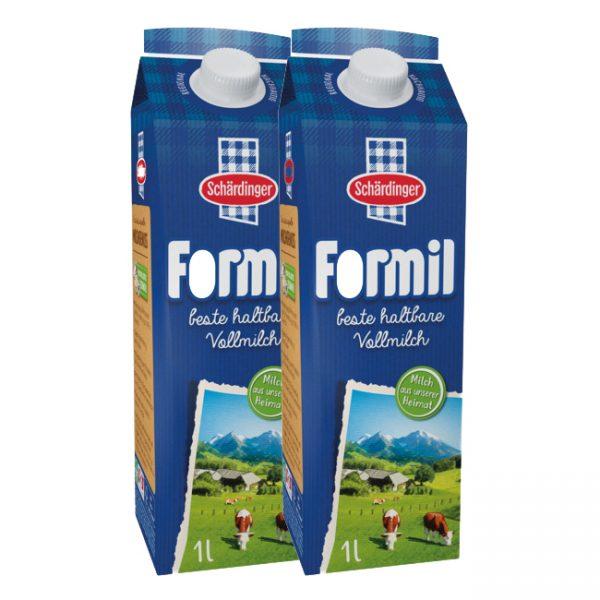 Schärdinger Formil 3,5% H-Milch 2x 1L 1