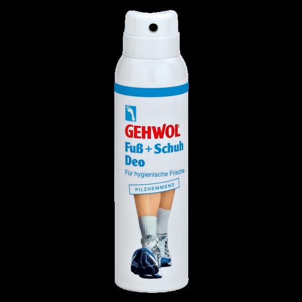 Gehwol Fuß + Schuh Deo 1