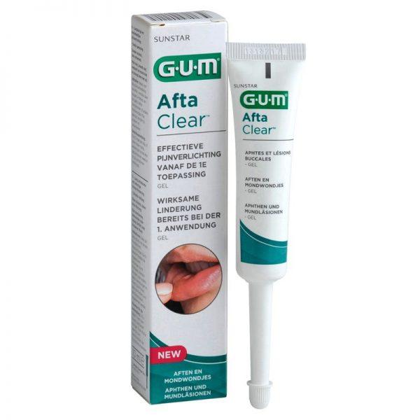 Gum AftaClear Gel 1