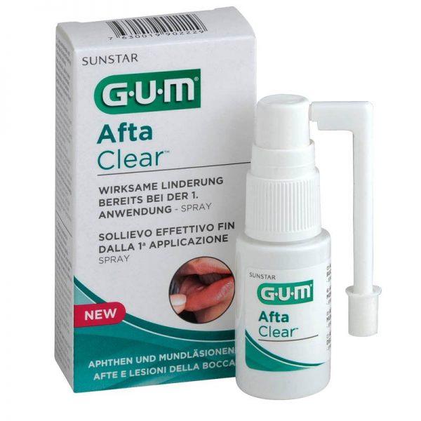 Gum AftaClear Spray 1