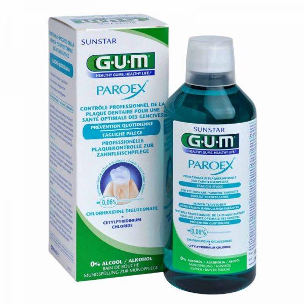 Gum Paroex Mundspülung 1
