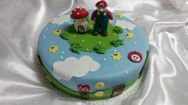 Geburtstagstorte Super Mario 1