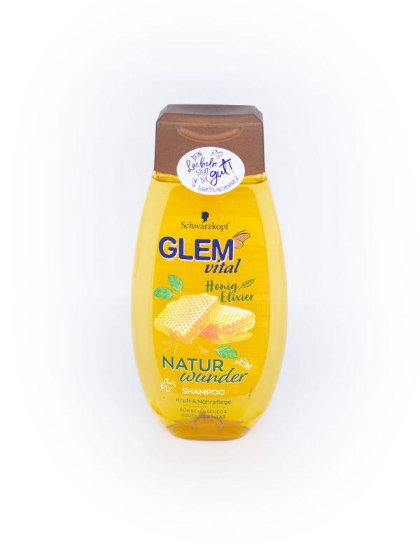 Glem Vital Naturwunder Shampoo 1