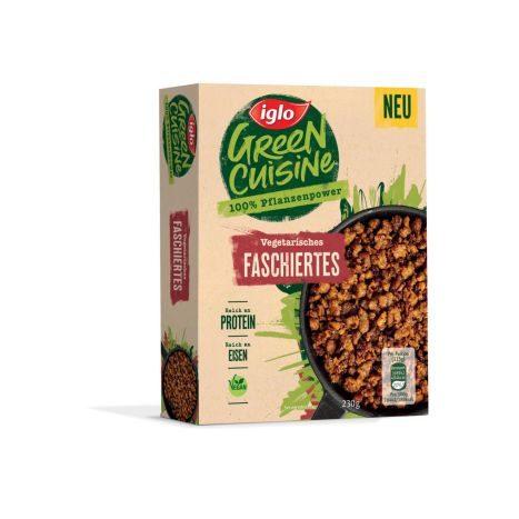 Green Cuisine vegetarisches Faschiertes 1