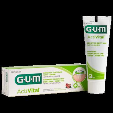 Gum ActiVital Zahnpasta 1
