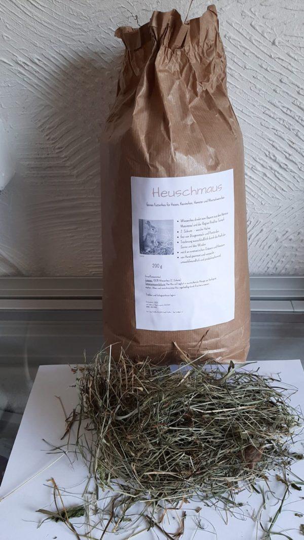 Wiesen Heu aus Metnitz fein 1