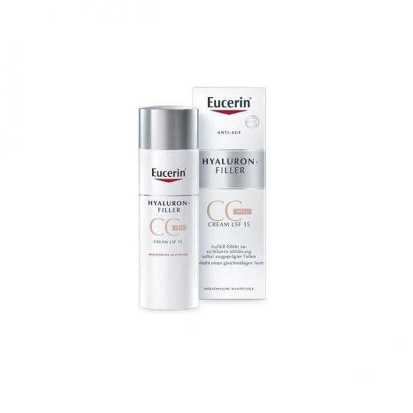 Eucerin Hyaluron-Filler Cream LSF15 1