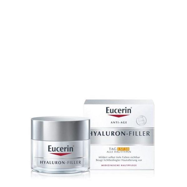 Eucerin Hyaluron-Filler Tag LSF30 1