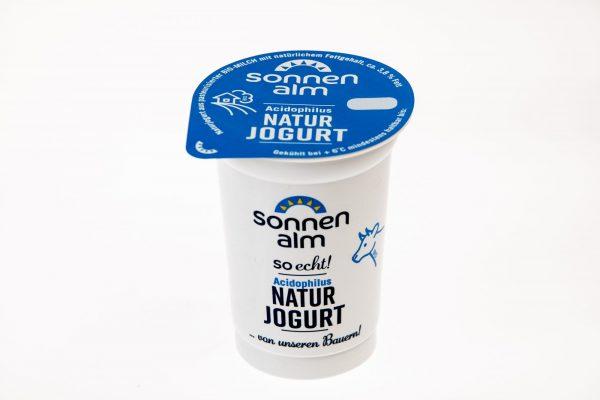 Sonnenalm Naturjoghurt 1