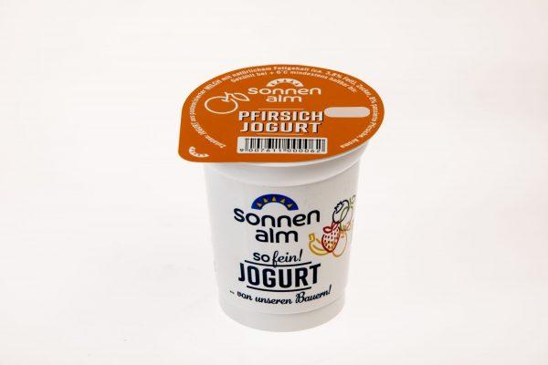Sonnenalm Pfirsich Joghurt 1