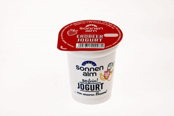 Sonnenalm Erdbeer Joghurt 1