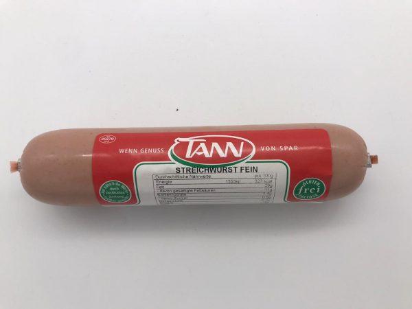 Tann Streichwurst 1