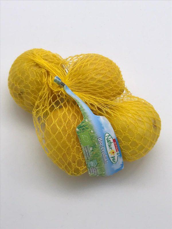 Bio Zitronen 4Stk 1