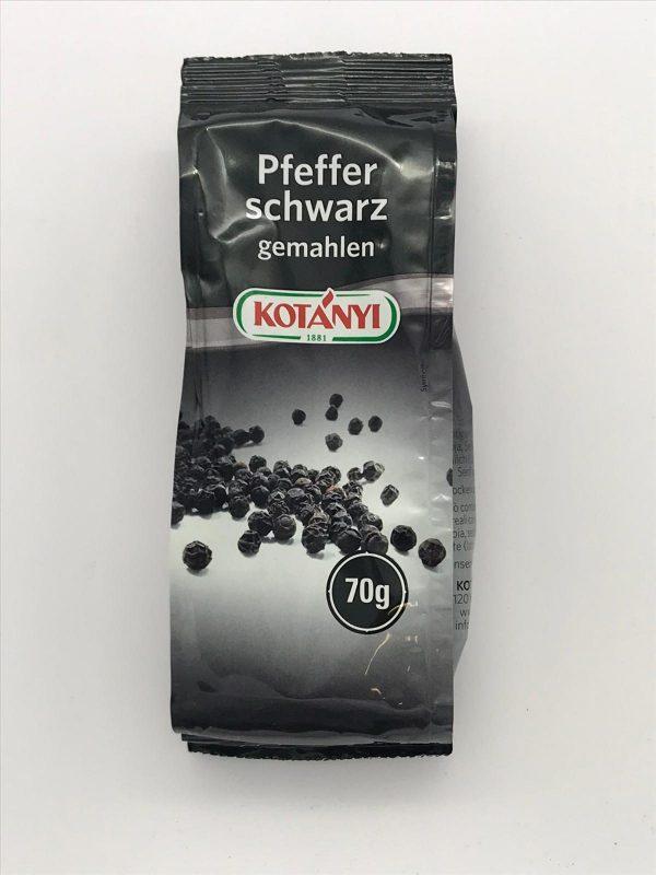 Kotanyi Pfeffer schwarz gemahlen 1