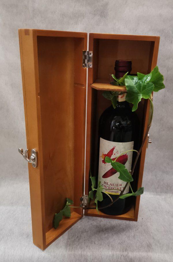 Weinbox aus Holz 2