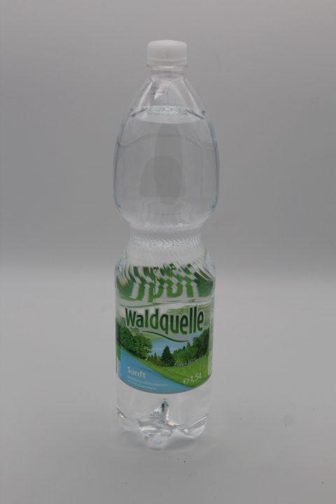 Waldquelle Mineralwasser Sanft 1,5l 1