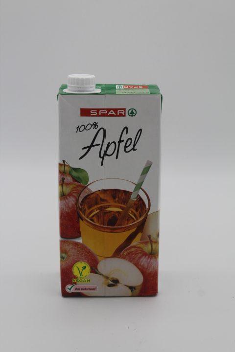 SPAR Apfelsaft 100% 1l 1
