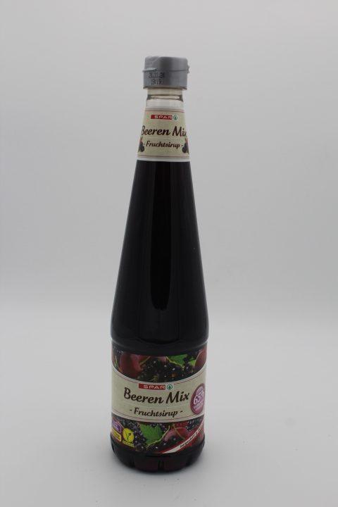 SPAR Fruchtsirup Beeren Mix 0,7l 1