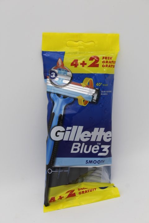 Gillette Blue3 smooth 1