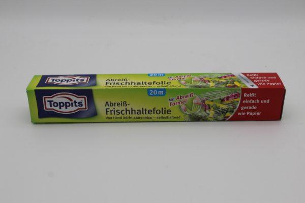 Toppits Frischhaltefolie 20m 1