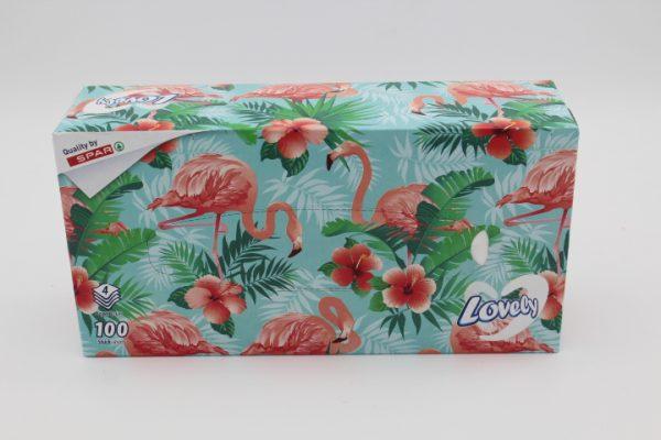Lovely Taschentücher Box 100Stk 1