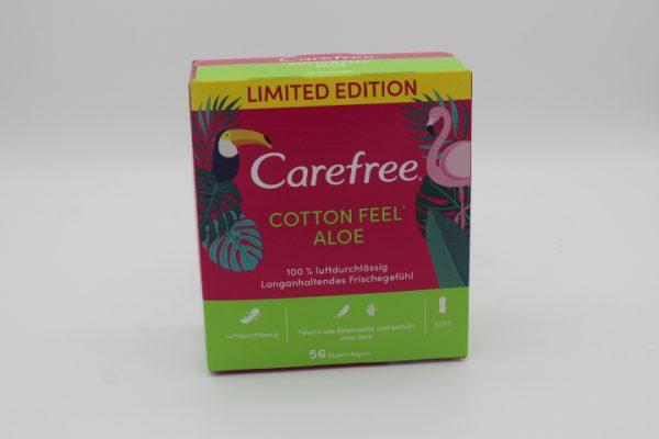 Carefree Cotton feel Aloe 1