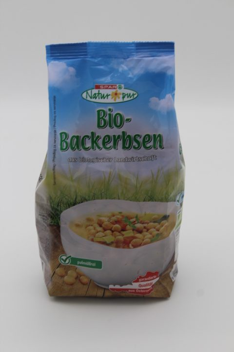 Spar Bio-Backerbsen 1