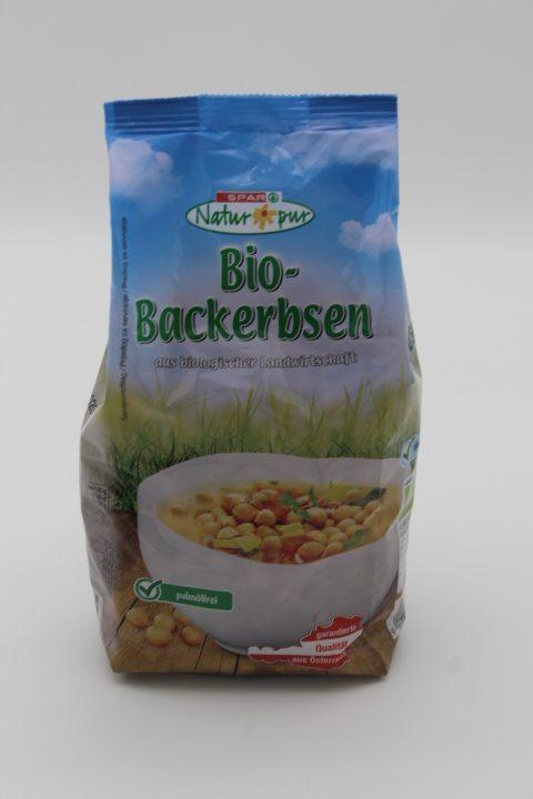 Spar Bio-Backerbsen 1