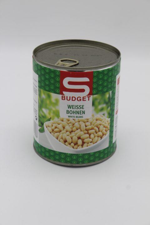 Sbudget Weisse Bohnen 1