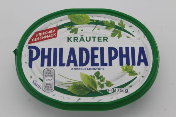 Philadelphia Kräuter 1