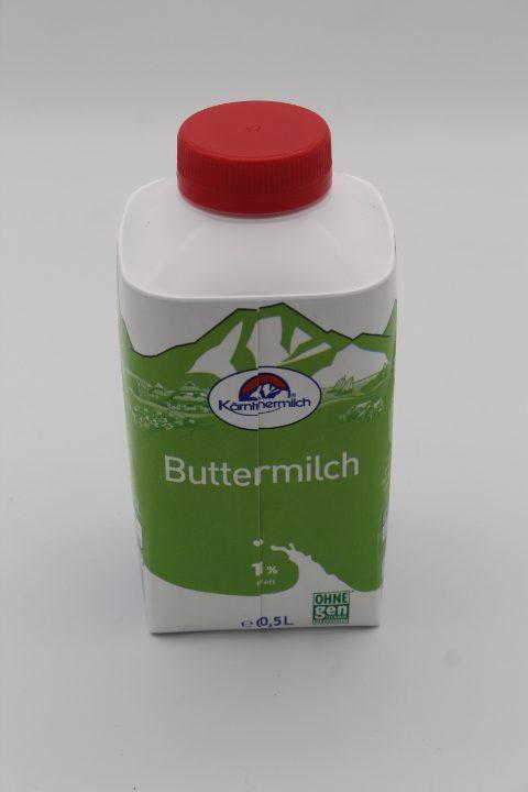 Kärntnermilch Buttermilch 0,5l 1