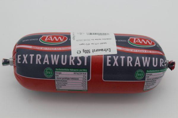Tann Extrawurst 1