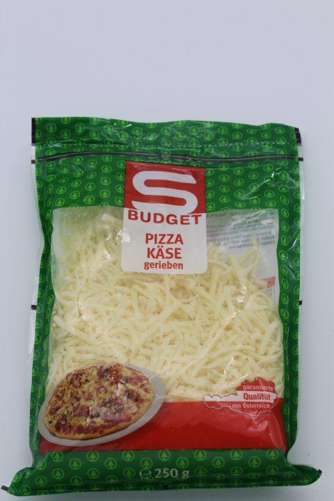 Sbudget Pizzakäse gerieben 1