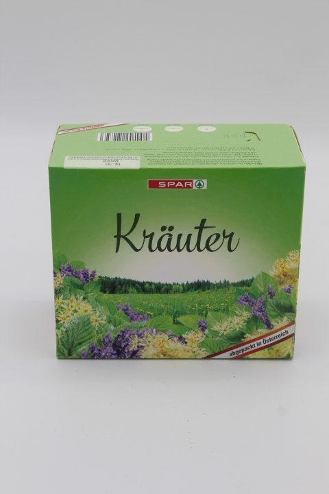 Spar Kräutertee 1