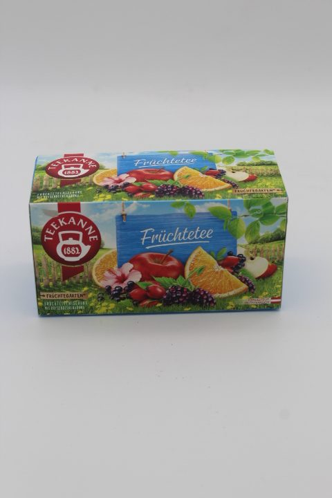 Teekane Früchtetee 1