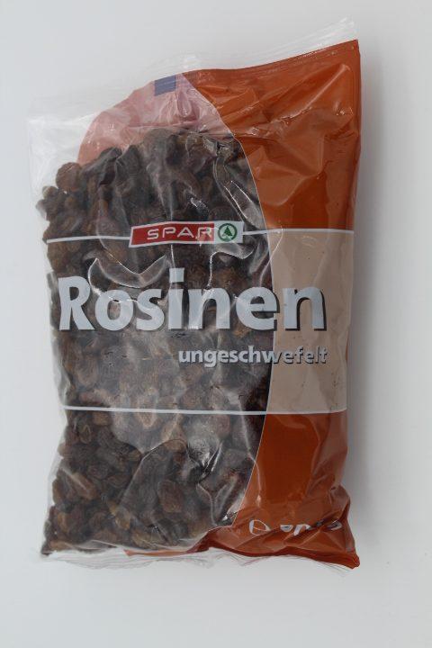 Spar Rosinen 1