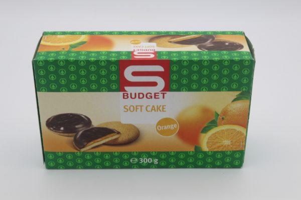 Sbudget Softcake orange 1