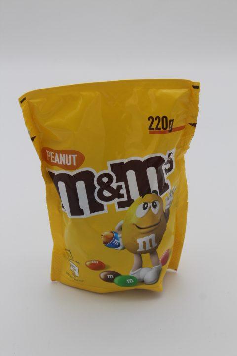 M&Ms erdnüsse 1