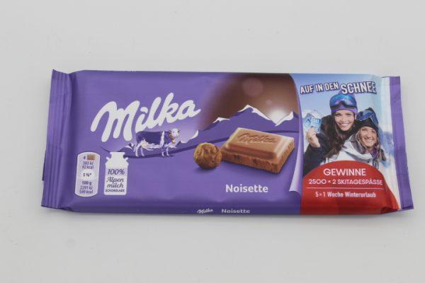 Milka Noisette 1