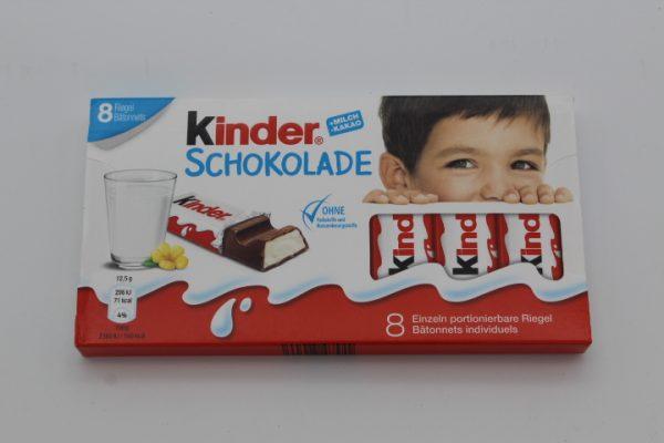 Kinder Schokolade 1