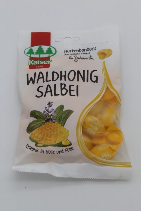 Kaiser Waldhonig Salbei 1
