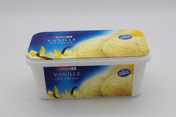 Spar Vanilleeis 1