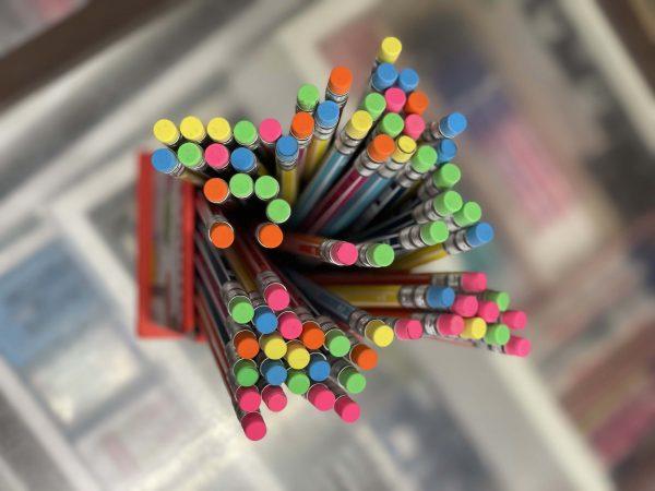 Bleistift HP Stabilo 1