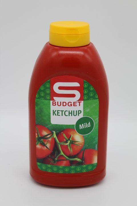 S-Budget Ketchup 1400g 1